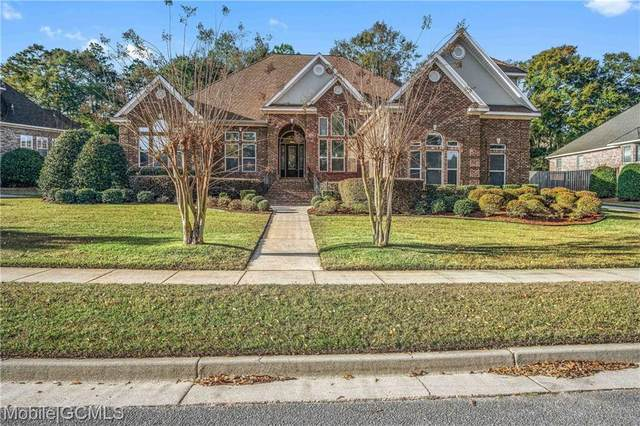 1699 Glenbrook Court, Mobile, AL 36695 (MLS #634461) :: JWRE Powered by JPAR Coast & County