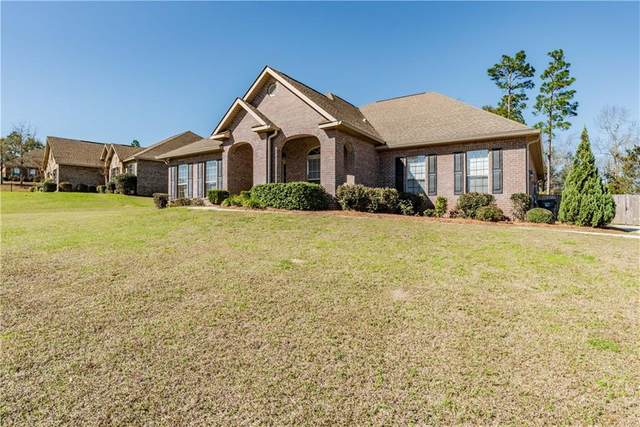 3434 Charleston Drive, Saraland, AL 36571 (MLS #636286) :: JWRE Powered by JPAR Coast & County