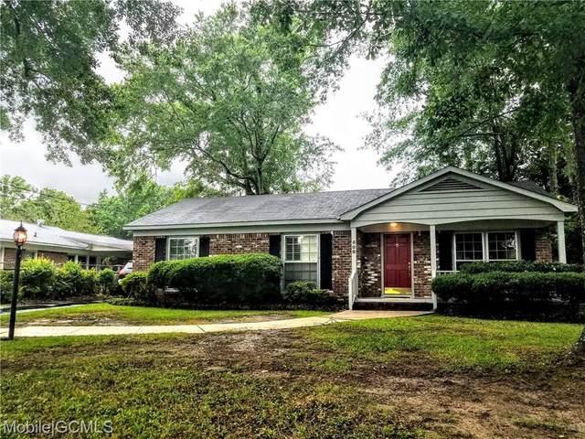 508 Barksdale Drive, Mobile, AL 36606 (MLS #638827) :: Berkshire Hathaway HomeServices - Cooper & Co. Inc., REALTORS®