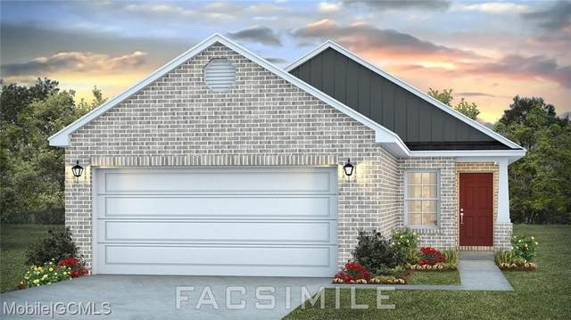 110 Pierce Court, Saraland, AL 36571 (MLS #639534) :: Mobile Bay Realty