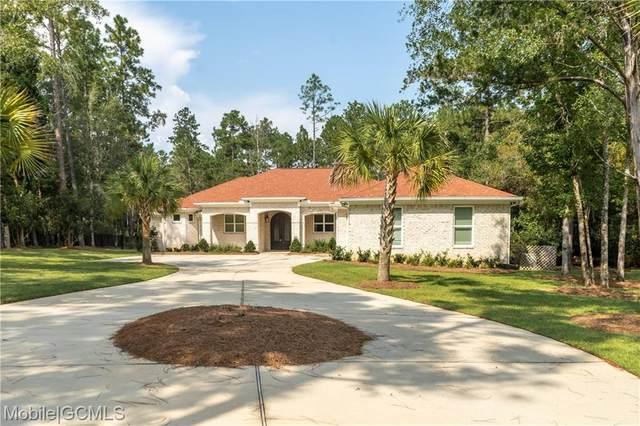 3801 Lakefront Drive, Mobile, AL 36695 (MLS #639641) :: Mobile Bay Realty