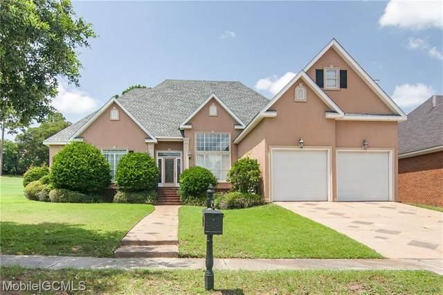 4180 Heron Lakes Drive, Mobile, AL 36693 (MLS #641814) :: Mobile Bay Realty