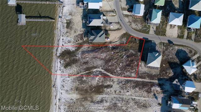 2308 Island Shores Drive, Dauphin Island, AL 36528 (MLS #642532) :: Mobile Bay Realty
