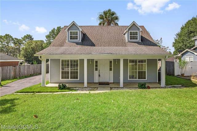 6621 Cherry Pointe Court, Mobile, AL 36695 (MLS #642960) :: Mobile Bay Realty