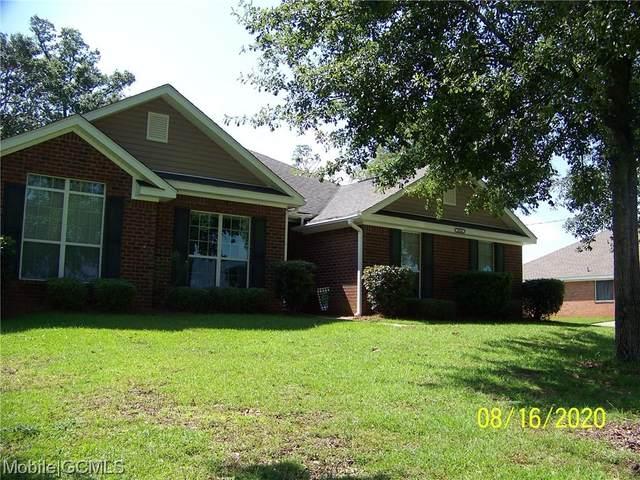 8620 Oak Hill Dr Extension, Semmes, AL 36575 (MLS #643928) :: Mobile Bay Realty