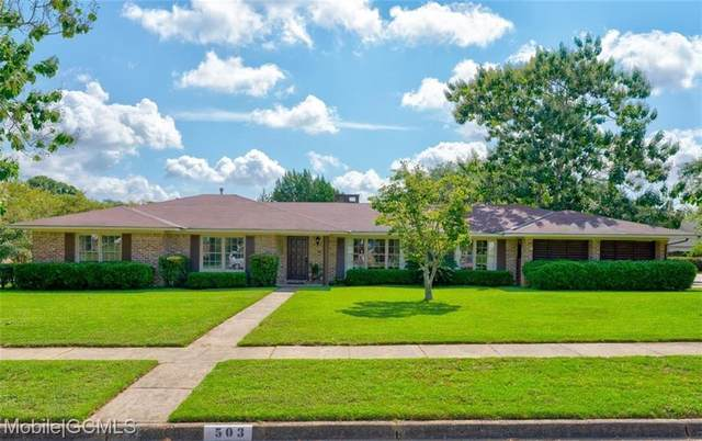 503 Highland Woods Drive W, Mobile, AL 36608 (MLS #644088) :: Mobile Bay Realty