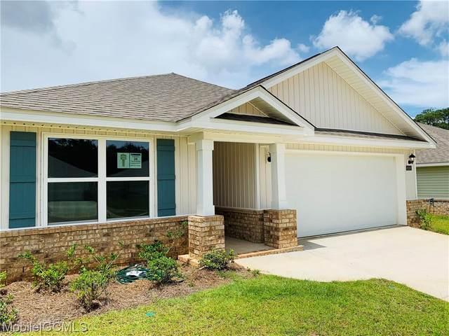 6150 Stream Bank Drive, Theodore, AL 36582 (MLS #646508) :: Elite Real Estate Solutions