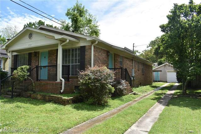 2203 Old Government Street, Mobile, AL 36606 (MLS #647822) :: Mobile Bay Realty
