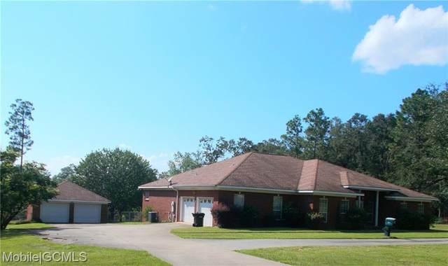 8257 Celeste Road, Saraland, AL 36571 (MLS #649118) :: JWRE Powered by JPAR Coast & County