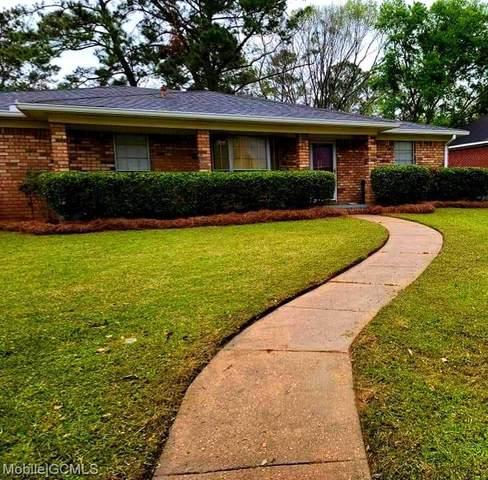 141 Baratara Drive, Chickasaw, AL 36611 (MLS #650416) :: Elite Real Estate Solutions