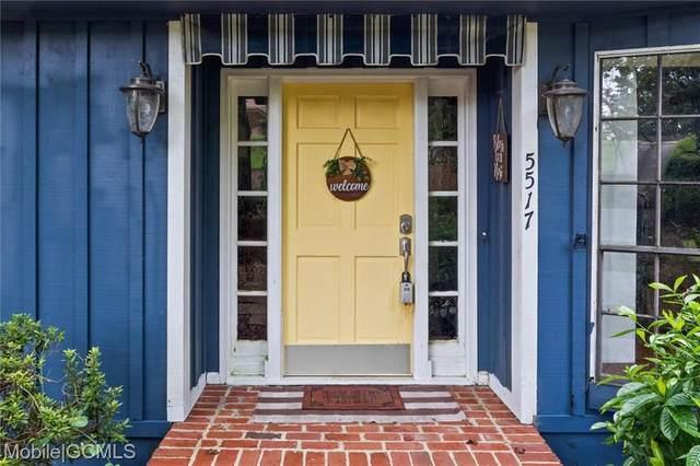 5517 Cross Creek Drive, Mobile, AL 36693 (MLS #651165) :: Elite Real Estate Solutions