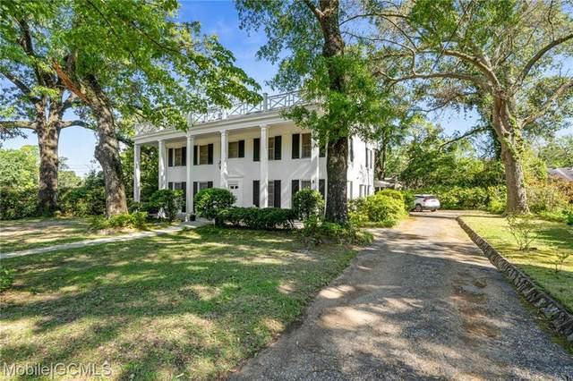 4530 Kingsway Drive, Mobile, AL 36608 (MLS #651388) :: Elite Real Estate Solutions