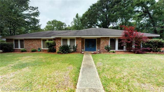 6012 Bent Creek Circle, Mobile, AL 36608 (MLS #651608) :: Berkshire Hathaway HomeServices - Cooper & Co. Inc., REALTORS®