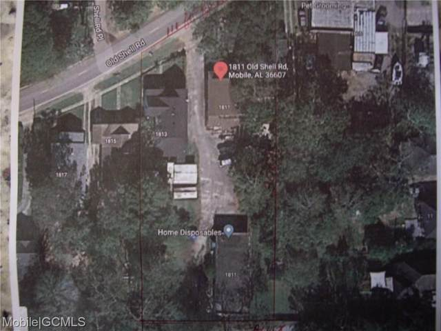 1811 Old Shell Road, Mobile, AL 36607 (MLS #651845) :: Mobile Bay Realty