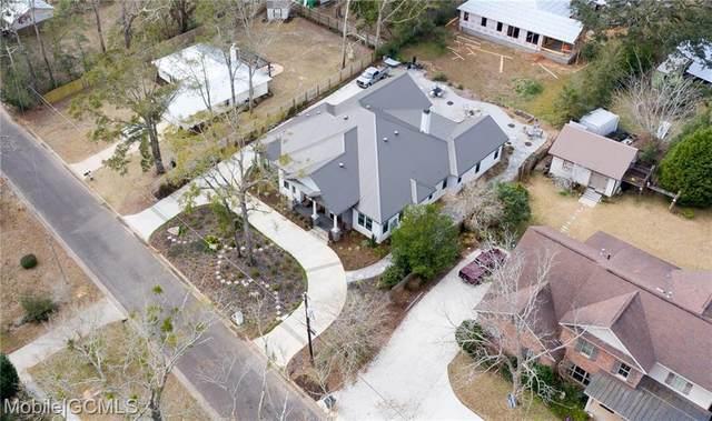 516 Dyson Street, Fairhope, AL 36532 (MLS #652928) :: Mobile Bay Realty