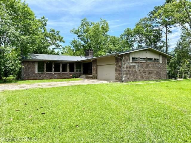 10125 Strickland Road, Grand Bay, AL 36541 (MLS #653565) :: Elite Real Estate Solutions