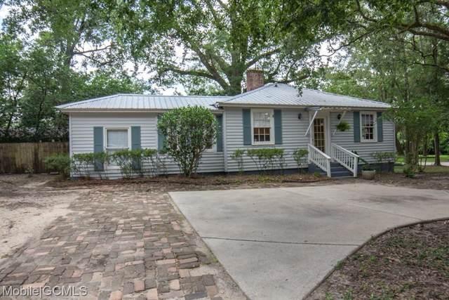 159 Parkway Drive W, Mobile, AL 36608 (MLS #654318) :: Elite Real Estate Solutions