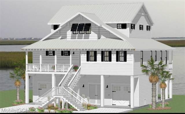 2642 Bienville Boulevard, Dauphin Island, AL 36528 (MLS #654540) :: Elite Real Estate Solutions