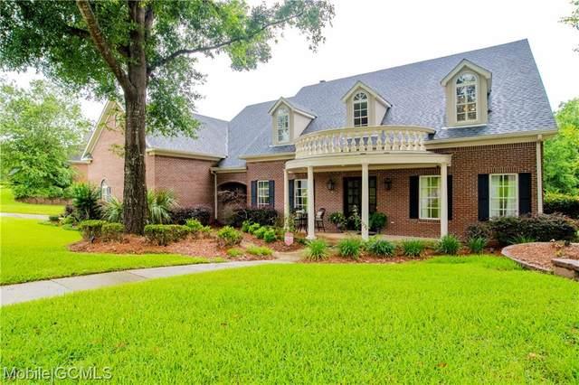 7648 Berwick Court, Mobile, AL 36695 (MLS #654935) :: Elite Real Estate Solutions