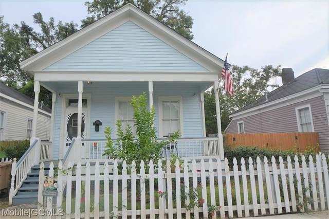 1055 Selma Street, Mobile, AL 36604 (MLS #657267) :: Mobile Bay Realty