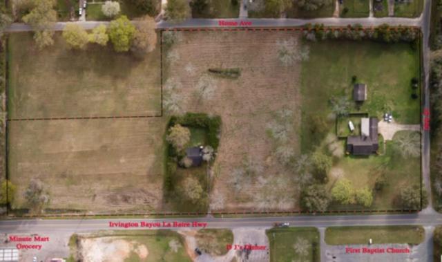9055 Irvington-Bayou La Batre Highway, Irvington, AL 36544 (MLS #610341) :: Jason Will Real Estate