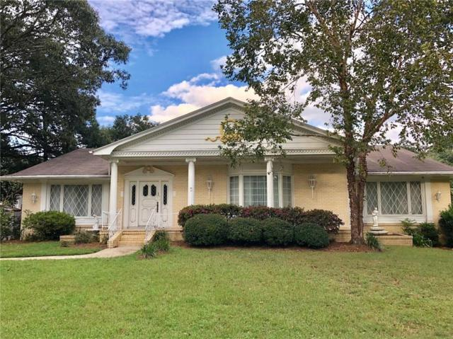 1221 Westbury Drive, Mobile, AL 36609 (MLS #618314) :: Jason Will Real Estate