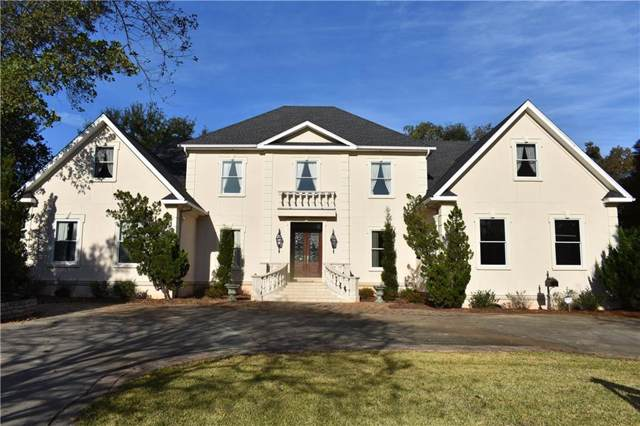 4288 Marquette Drive, Mobile, AL 36608 (MLS #619850) :: Berkshire Hathaway HomeServices - Cooper & Co. Inc., REALTORS®