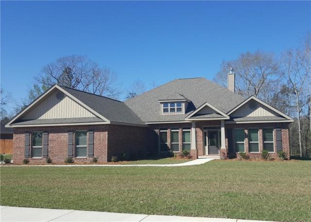 2440 Driftwood Loop W, Semmes, AL 36575 (MLS #621307) :: Jason Will Real Estate