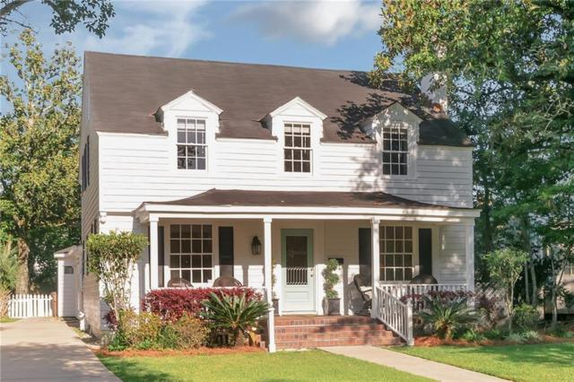 202 Woodlands Avenue, Mobile, AL 36607 (MLS #624406) :: Jason Will Real Estate