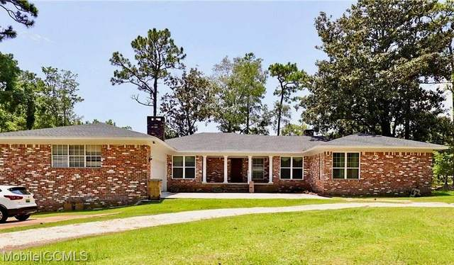 2939 Belle Fontaine Boulevard, Theodore, AL 36582 (MLS #642612) :: Mobile Bay Realty