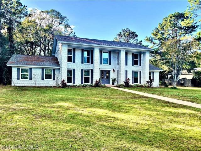 236 Rochester Road, Mobile, AL 36608 (MLS #645680) :: Mobile Bay Realty