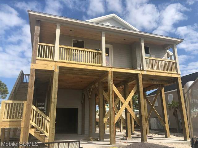 206 Arias Court, Dauphin Island, AL 36528 (MLS #647310) :: JWRE Powered by JPAR Coast & County