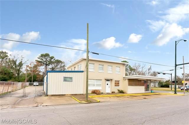 750 Broad Street S, Mobile, AL 36603 (MLS #649288) :: Mobile Bay Realty