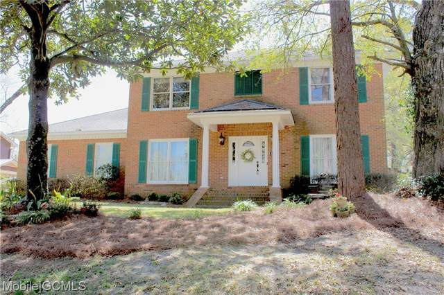 1208 Aberdeen Court S, Mobile, AL 36609 (MLS #649742) :: Berkshire Hathaway HomeServices - Cooper & Co. Inc., REALTORS®