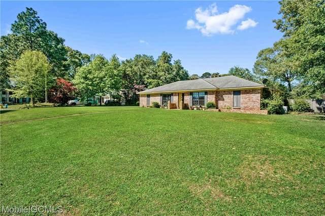 2922 Squire Lane, Mobile, AL 36695 (MLS #651074) :: Elite Real Estate Solutions
