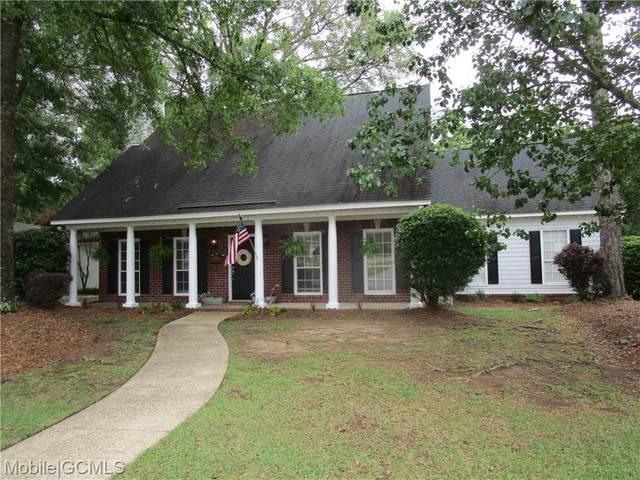 2171 Carrington Drive, Mobile, AL 36695 (MLS #651969) :: Elite Real Estate Solutions