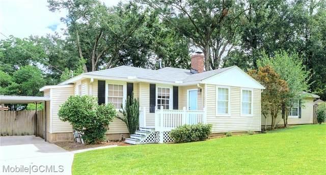 5200 Bannister Place, Mobile, AL 36608 (MLS #653838) :: Elite Real Estate Solutions