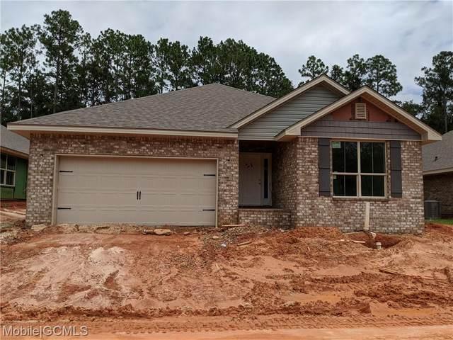 6560 Addison Woods Drive, Mobile, AL 36693 (MLS #644168) :: Elite Real Estate Solutions