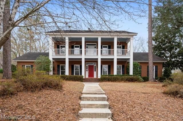 1627 Ridgeland Road W, Mobile, AL 36695 (MLS #647175) :: Berkshire Hathaway HomeServices - Cooper & Co. Inc., REALTORS®