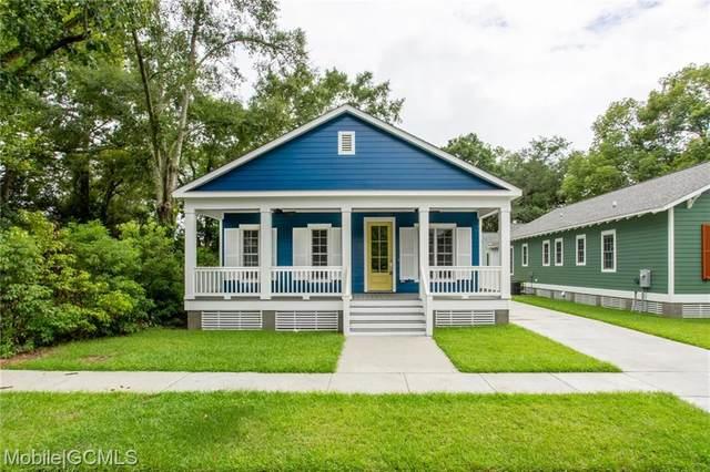 1009 Selma Street, Mobile, AL 36604 (MLS #633545) :: Mobile Bay Realty