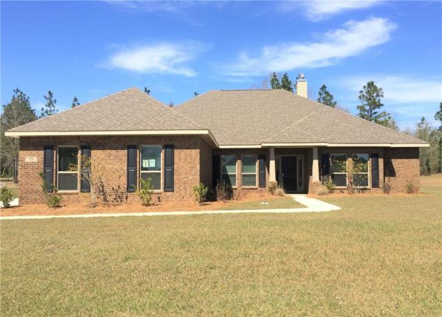 7550 N Clairmont Drive N, Semmes, AL 36575 (MLS #541426) :: Jason Will Real Estate