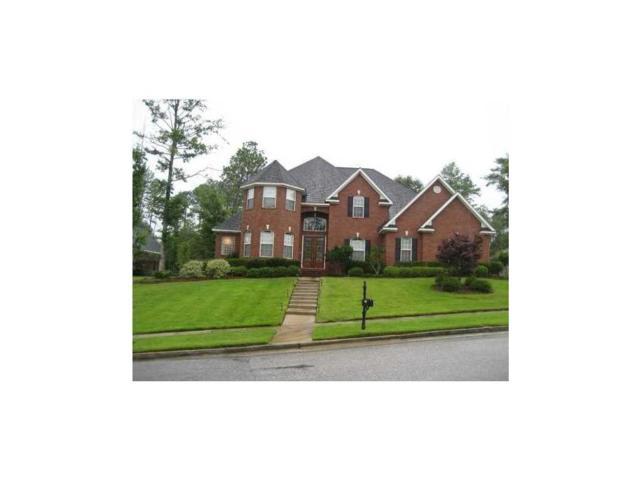 1692 W Stone Hedge Drive W, Mobile, AL 36695 (MLS #543447) :: Jason Will Real Estate