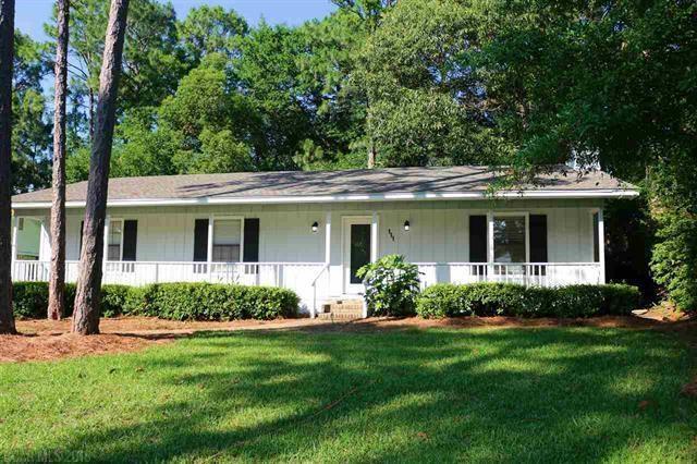 111 Brentwood Drive, Daphne, AL 36526 (MLS #614842) :: Jason Will Real Estate