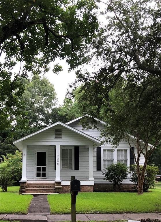 259 Crenshaw, Mobile, AL 36606 (MLS #616445) :: Jason Will Real Estate