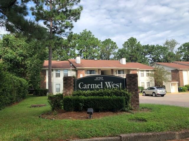 1250 Henckley Avenue #203, Mobile, AL 36609 (MLS #618596) :: Jason Will Real Estate