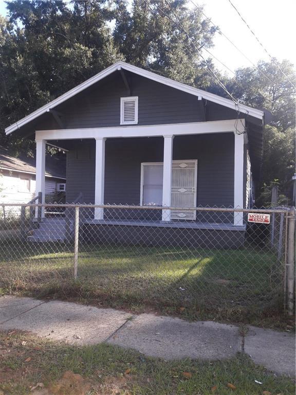 1007 Baltimore Street, Mobile, AL 36605 (MLS #620487) :: Berkshire Hathaway HomeServices - Cooper & Co. Inc., REALTORS®