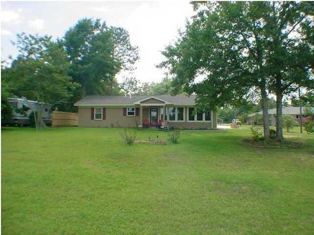 11935 Godwin Road, Theodore, AL 36582 (MLS #621127) :: Jason Will Real Estate
