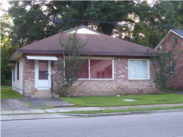 506 Holcombe Avenue, Mobile, AL 36606 (MLS #622278) :: Berkshire Hathaway HomeServices - Cooper & Co. Inc., REALTORS®
