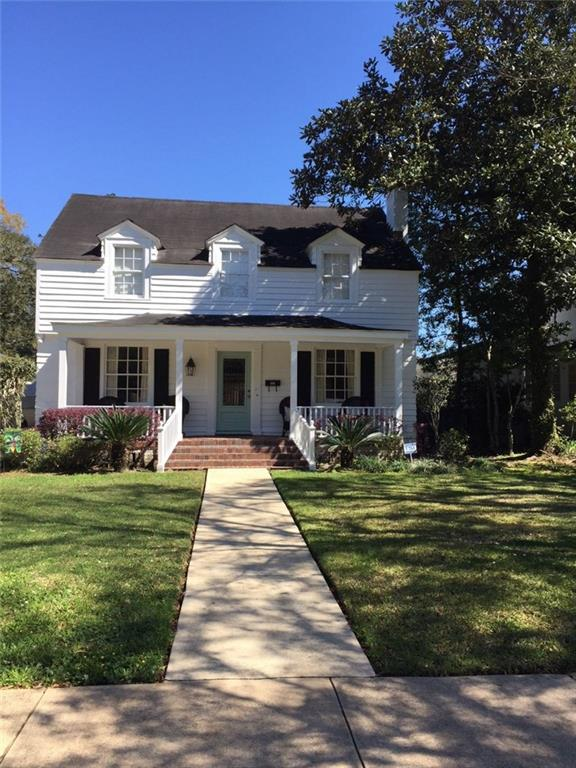 202 Woodlands Avenue, Mobile, AL 36607 (MLS #624406) :: Jason Will Real Estate