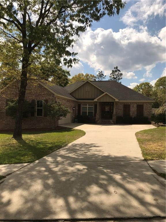3395 Hardwood Drive, Saraland, AL 36571 (MLS #624667) :: Jason Will Real Estate